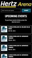Hertz Arena mobile