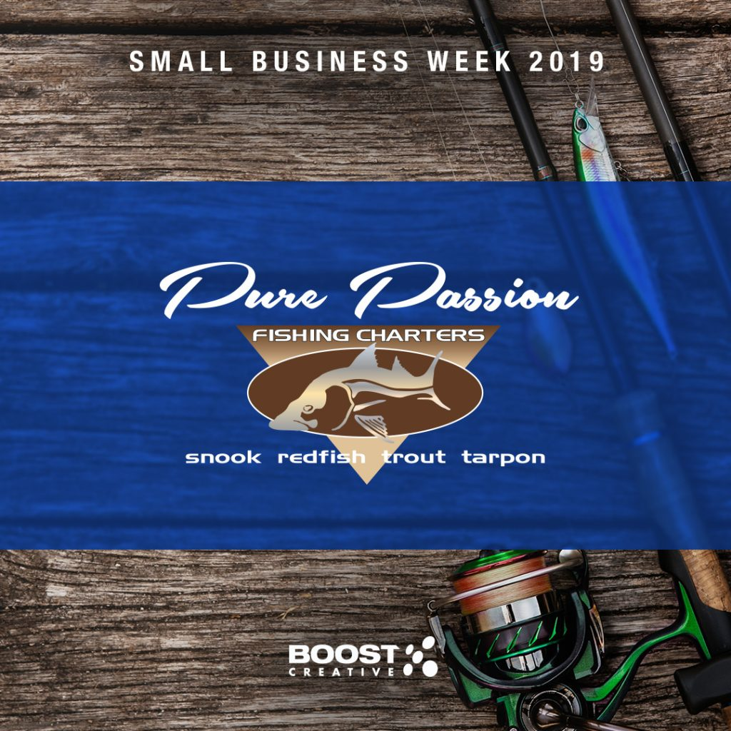 National Small Business Week - BOOST Creative Boost Creative